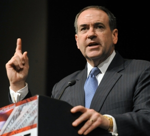 "Mike Huckabee: ""the respect I have for the Mormon Church is extraordinary."""